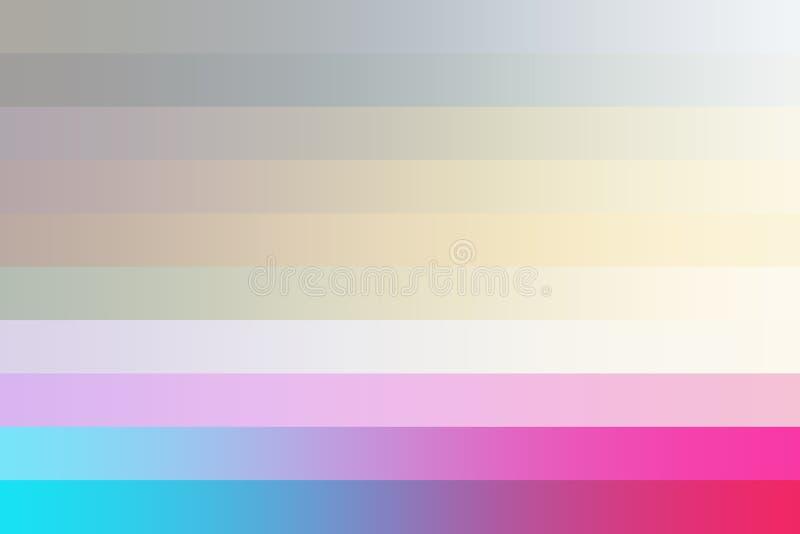 抽象淡色软五颜六色使被弄脏的织地不很细背景光滑焦点 免版税库存图片