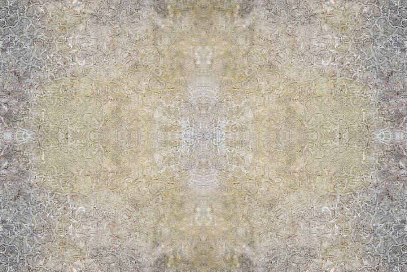 抽象灰色有裂痕的纹理背景 库存例证