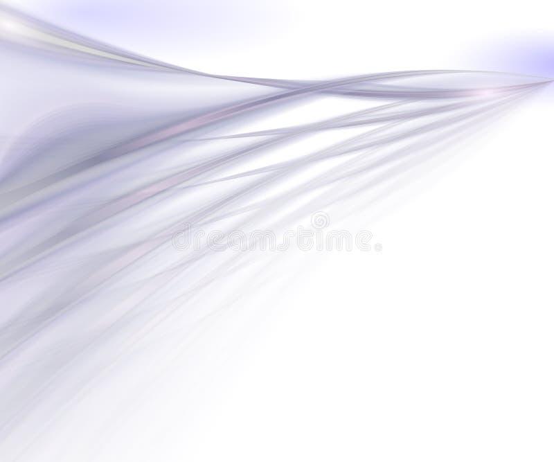 抽象灰色背景 向量例证