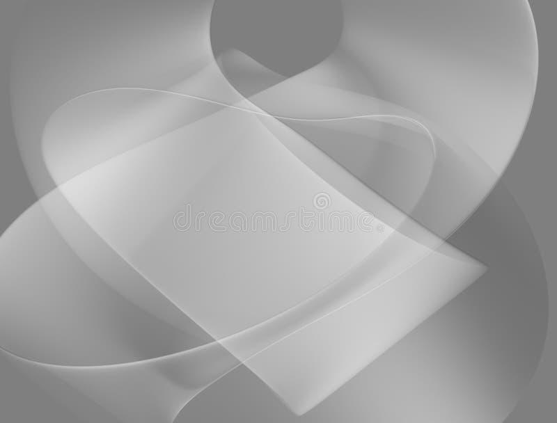 抽象灰色 免版税库存照片