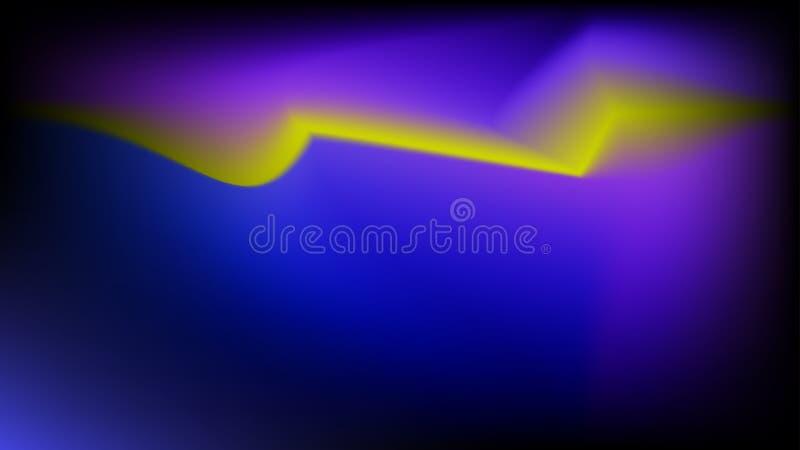 抽象照亮的传染媒介图象背景 向量例证