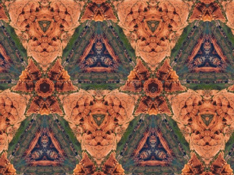 抽象照片样式 免版税图库摄影