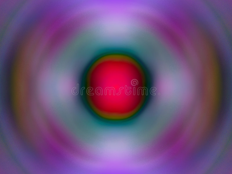 抽象球樱桃 库存图片