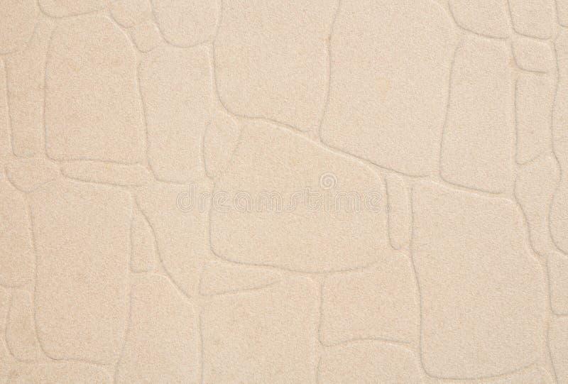 抽象瓦片墙壁纹理和背景 库存照片
