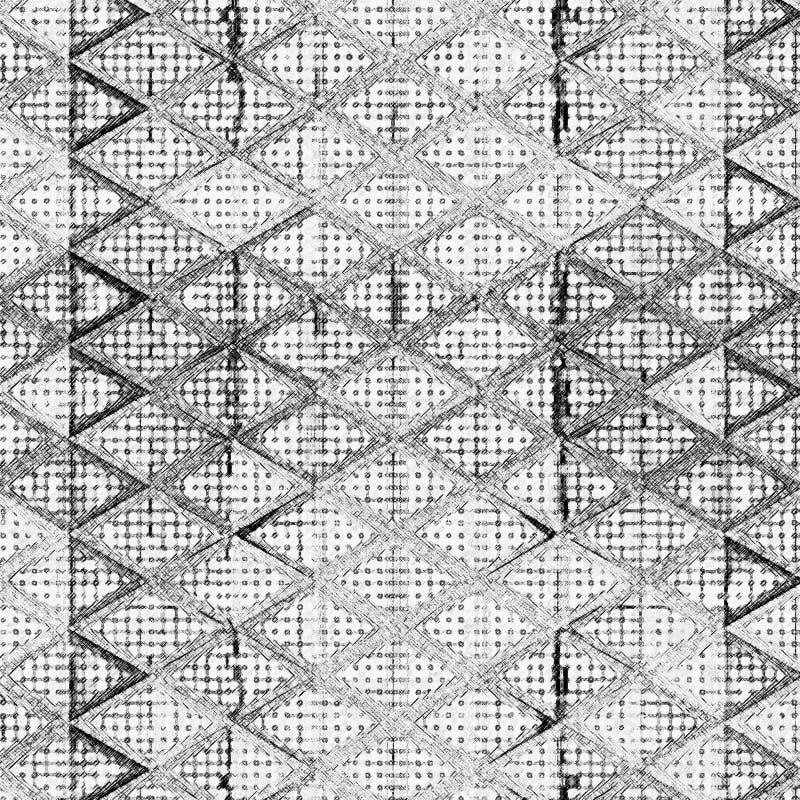 抽象白色3d雕琢平面的背景 向量例证