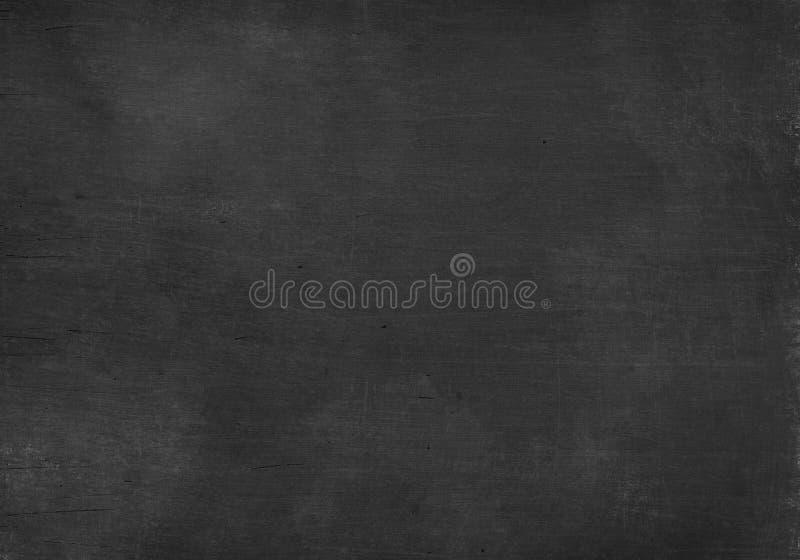 抽象空白的难看的东西黑板纹理 库存例证