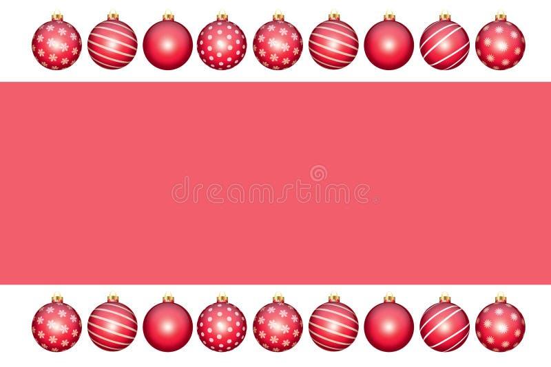 抽象空白背景圣诞节黑暗的装饰设计模式红色的星形 背景新年度 向量例证