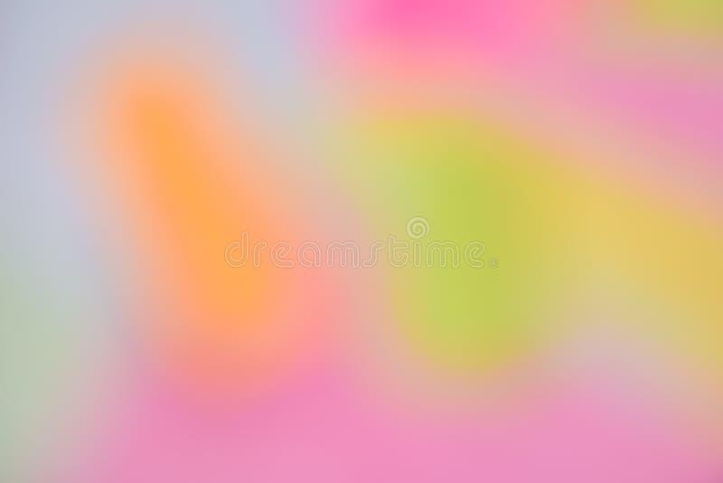 抽象粉红彩笔和白色背景 向量例证