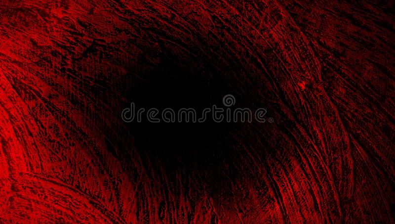抽象红色和黑被遮蔽的织地不很细背景 纸难看的东西背景纹理 背景墙纸 皇族释放例证