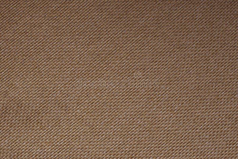 抽象纹理麻袋布袋装的囊 粗麻布纹理背景 布朗纹理麻袋布袋装的囊 空白的粗麻布织品backgr 免版税库存图片