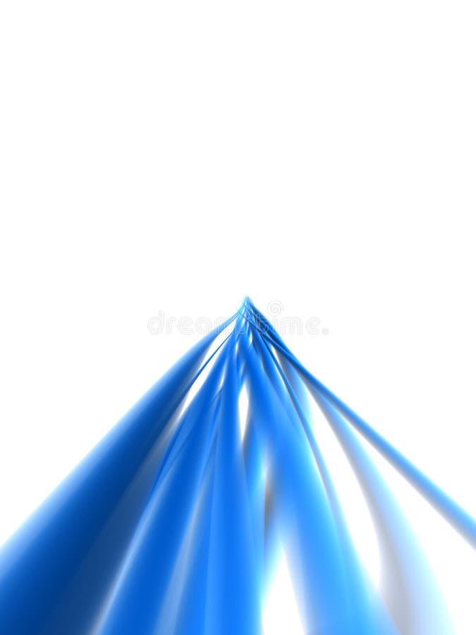 抽象线路 向量例证