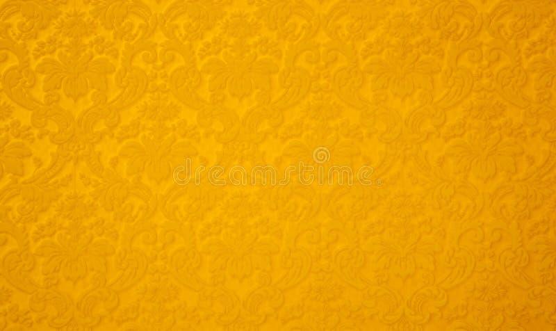 抽象织品花卉模式 图库摄影