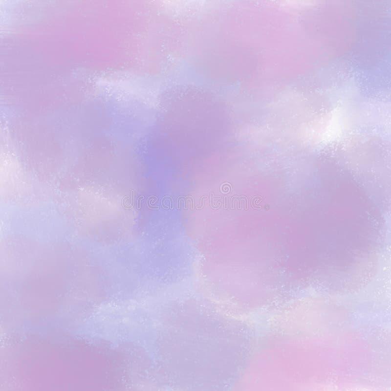抽象织地不很细背景,五颜六色的artisic创造性的墙纸 库存例证