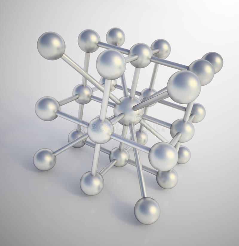 抽象结构 向量例证
