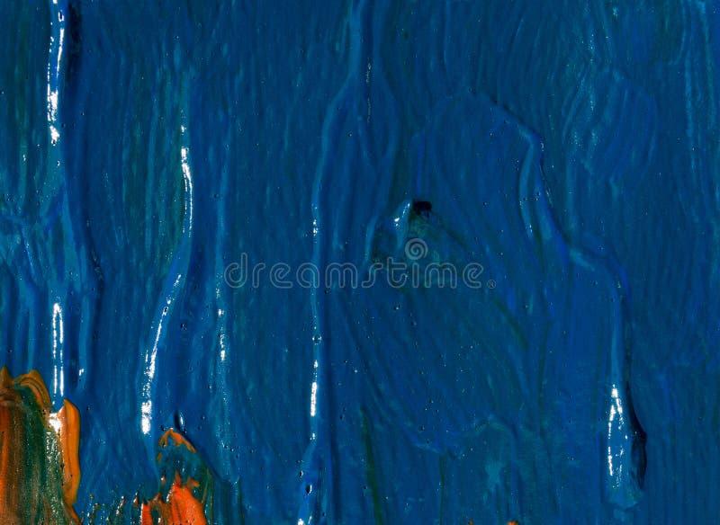 抽象绘的颜色纹理 明亮艺术性 库存照片