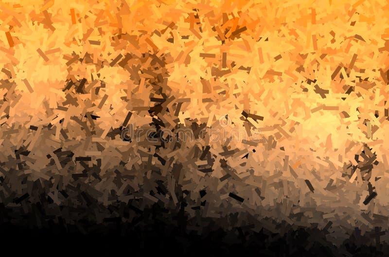 抽象背景五彩纸屑 免版税库存照片