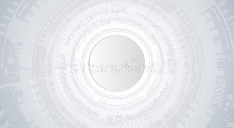 抽象背景五颜六色的通知 向量 设计典雅波浪 皇族释放例证