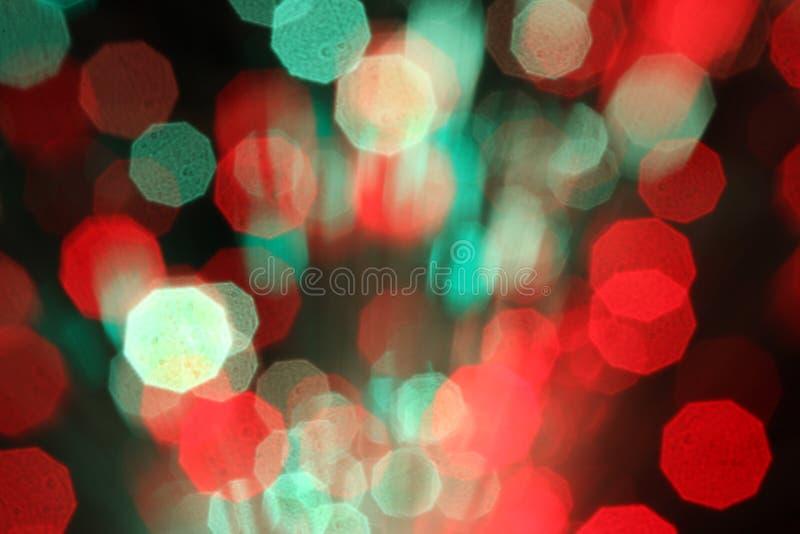 抽象背景光纤 图库摄影