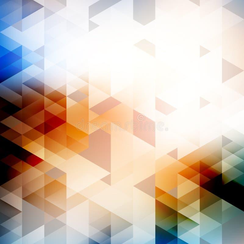 抽象背景向量 库存例证