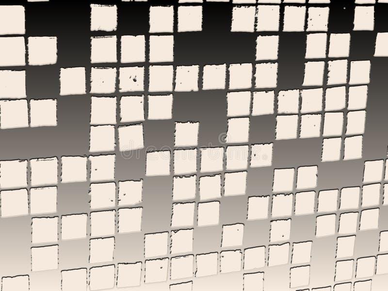 抽象背景墙纸 库存图片
