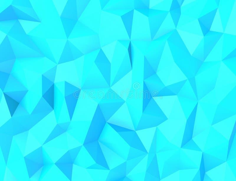 抽象背景多角形 库存图片