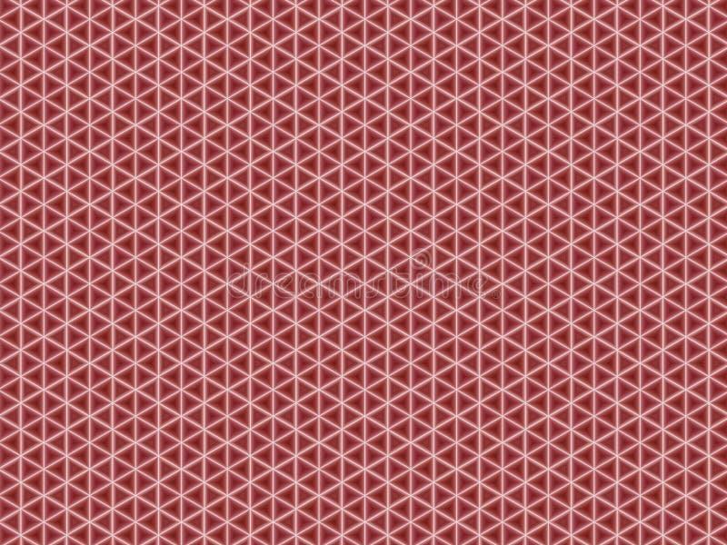 抽象背景广告红、白、装饰几何动态背景 免版税图库摄影