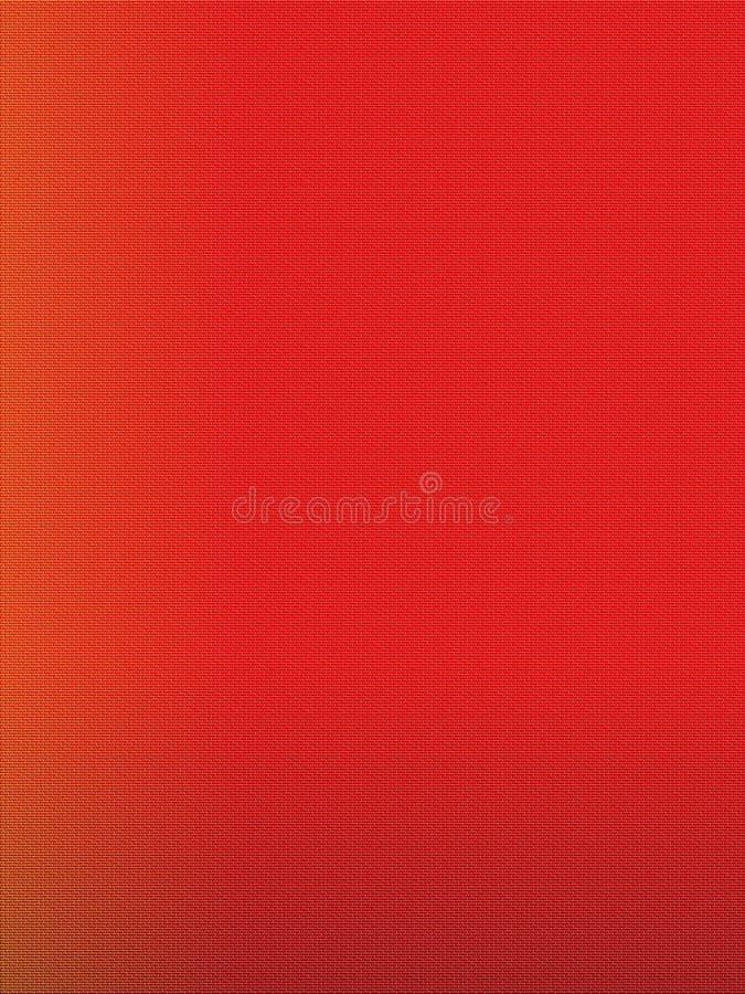 抽象背景广告红色梯度砖、立式装饰当代图案 免版税库存照片
