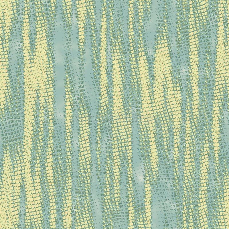 抽象背景无缝的水彩 皇族释放例证