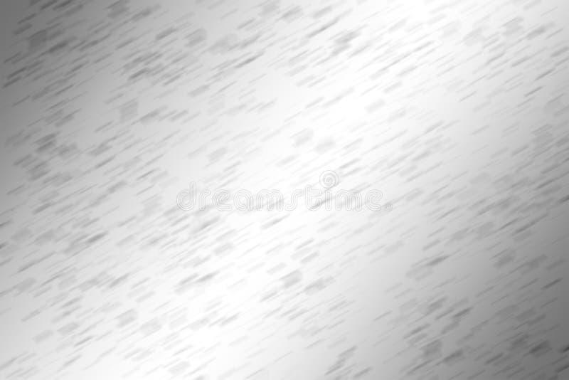 抽象背景梯度灰色 向量例证