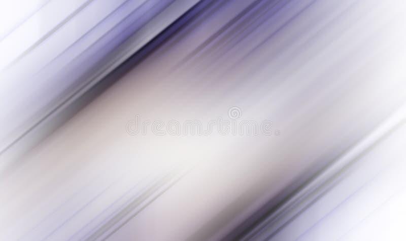 抽象背景模糊的灰色紫色口气 向量例证