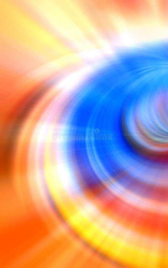 抽象背景模糊的颜色许多 免版税图库摄影