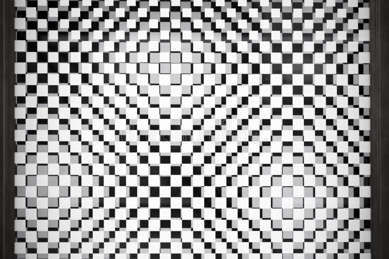 抽象背景正方形 库存照片