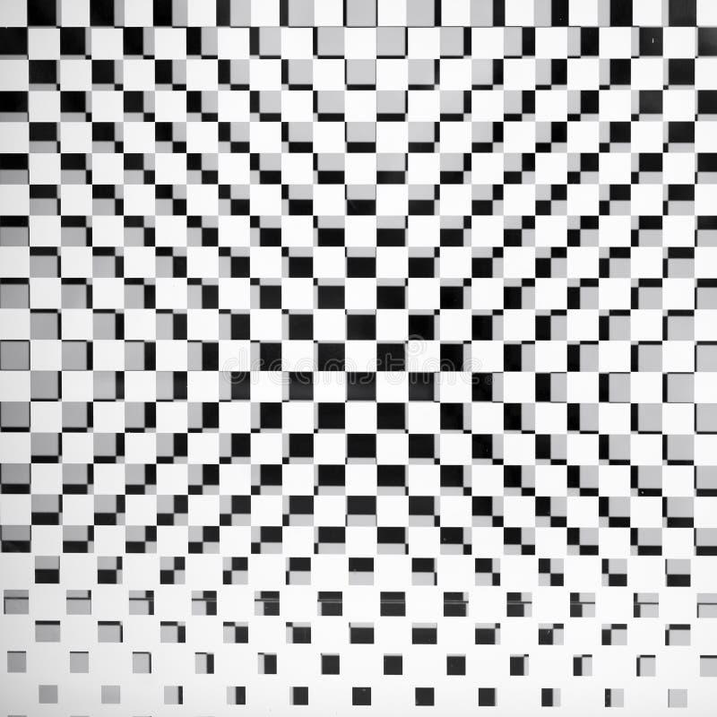 抽象背景正方形 免版税库存照片