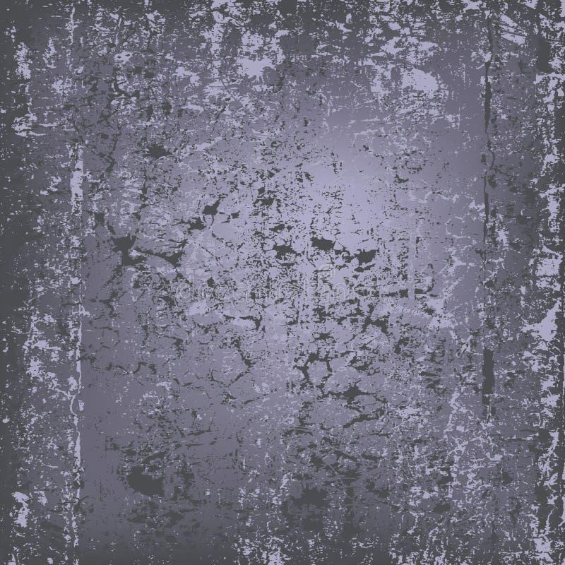 抽象背景灰色grunge 皇族释放例证