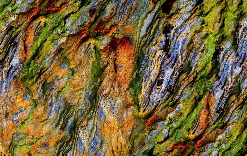 抽象背景石头 库存图片