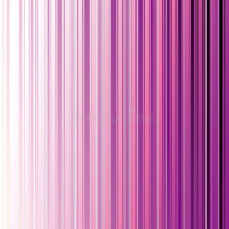 抽象背景紫红色数据条 向量例证