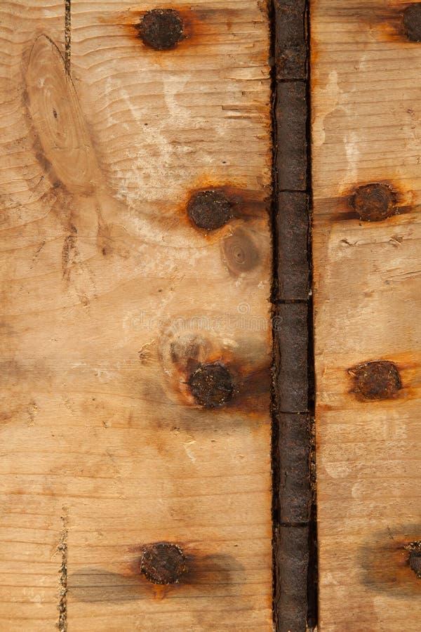 抽象背景纹理-自然木头,铁锈,谷物模式。 免版税库存图片