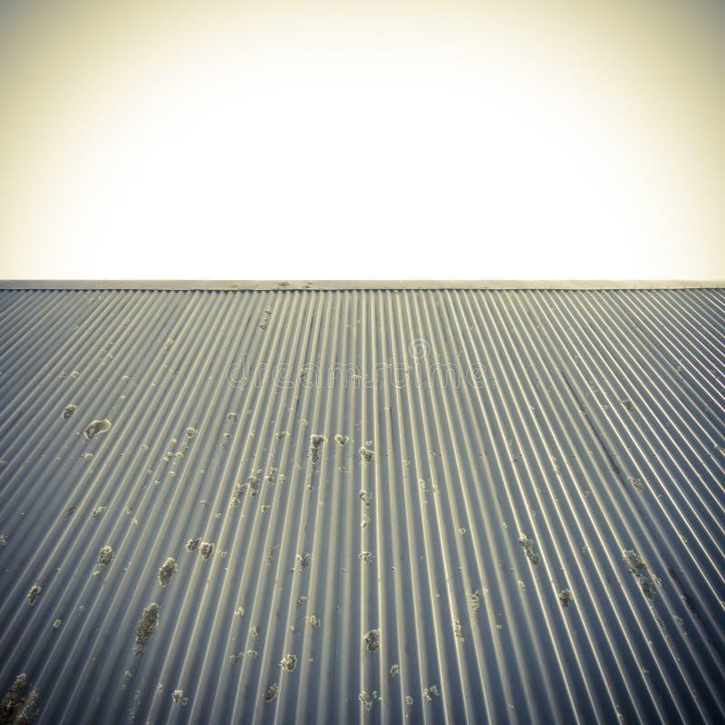 抽象背景结算屋顶天空 库存照片