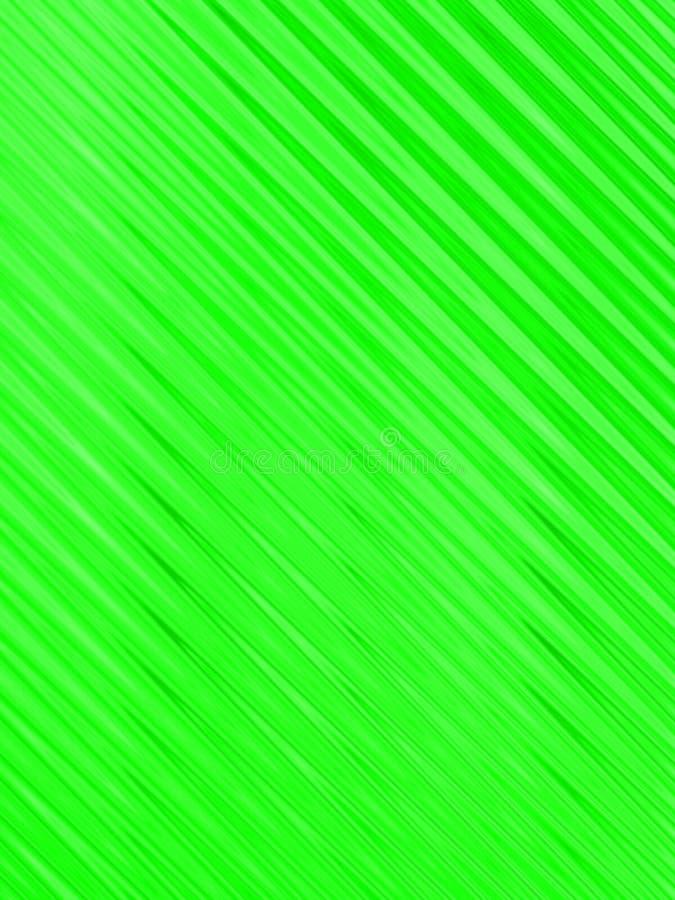 抽象背景绿色亮光 向量例证