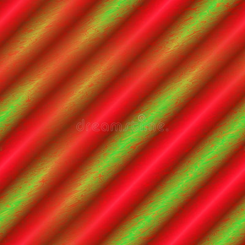 抽象背景绿色ped 库存例证