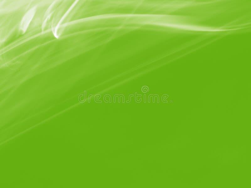 抽象背景花卉绿色 免版税图库摄影