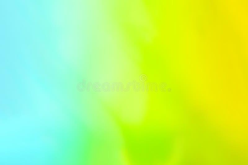 抽象背景蓝色被弄脏的五颜六色的颜色红色白色 免版税库存照片