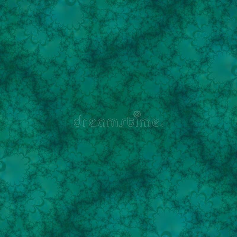 抽象背景设计绿色模板 皇族释放例证