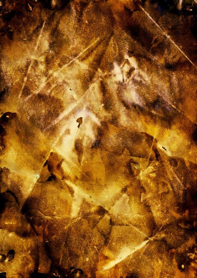 抽象背景金子颜色 免版税库存照片