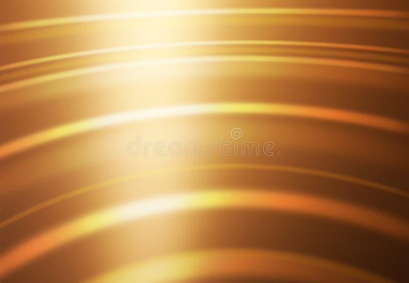 抽象背景金子 免版税库存图片