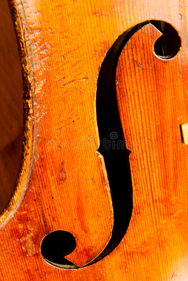 抽象背景音乐 免版税库存照片