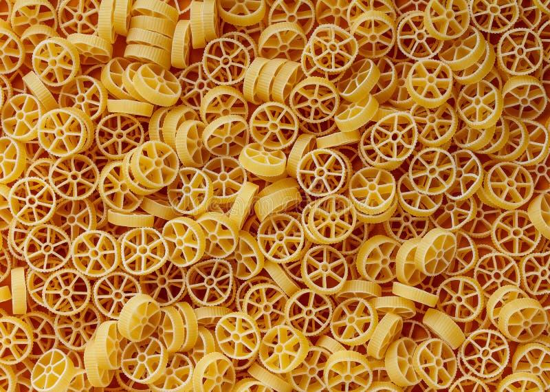 抽象背景食物意大利面食纹理 免版税库存照片
