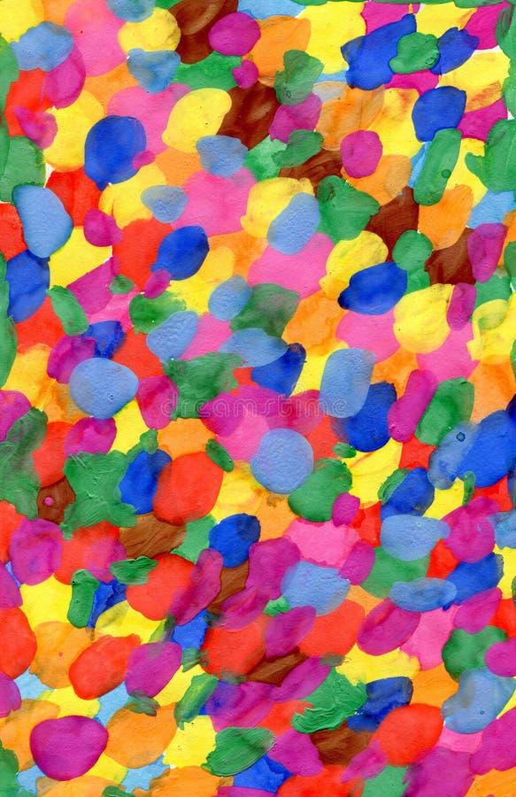 抽象背景水彩 水彩纹理 装饰 库存照片