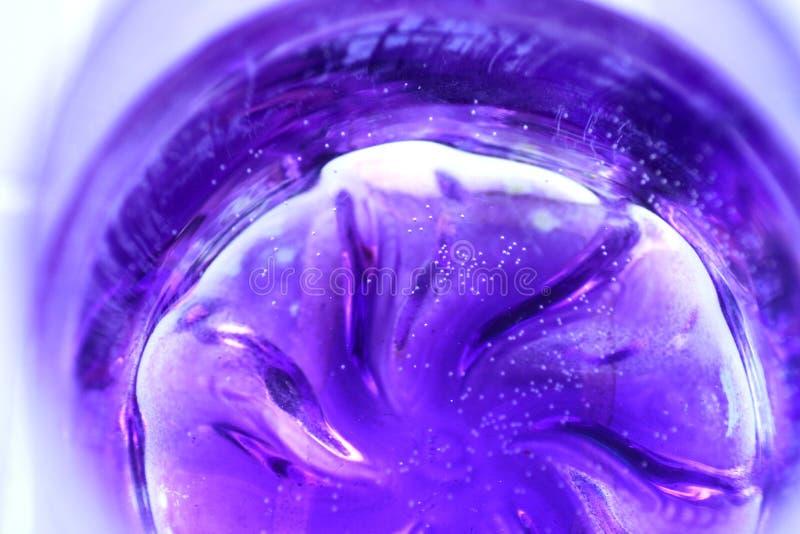 抽象背景紫罗兰 免版税库存照片