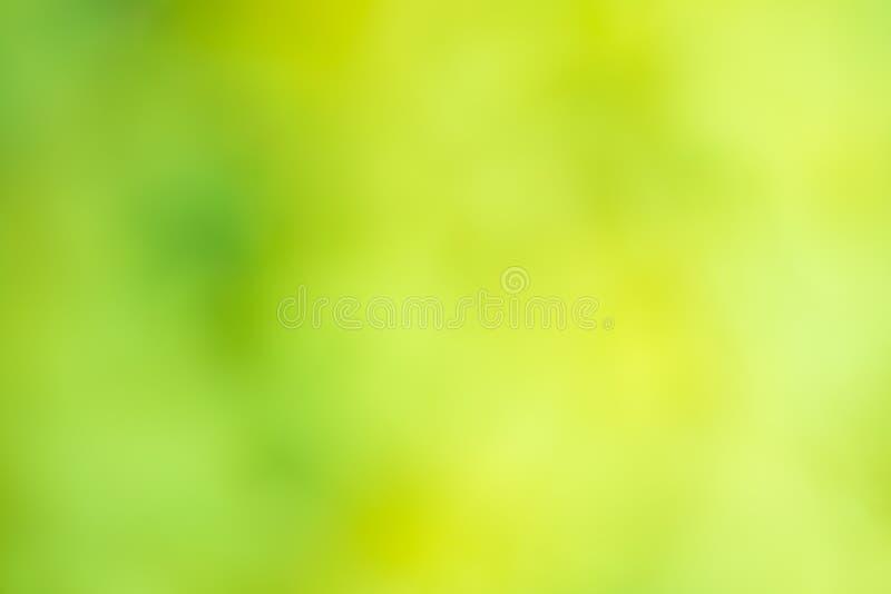 抽象背景 绿色和黄色背景 免版税图库摄影